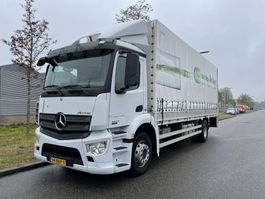 tilt truck Mercedes-Benz Antos 1824 euro 6 bj 2013 2013