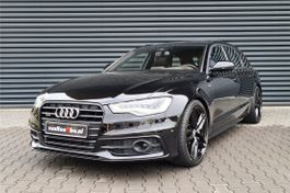 Kombinationskraftwagen Audi A6 Avant 3.0 TDI BiT quattro 313 pk S-LINE - LED - Standkachel - ACC - Pano 2012