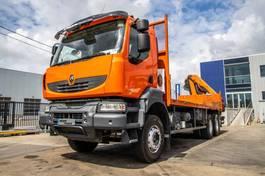 platform truck Renault Kerax 370 DXI+Plateau 7m+PK16502/3 ( Remote C.) 2009