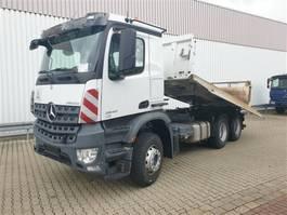 tipper truck > 7.5 t Mercedes-Benz Arocs 2643 LK 6x4 Arocs 2643 LK 6x4 mit Bordmatik links 2018