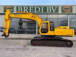 crawler excavator Fiat -Hitachi EX255 2003