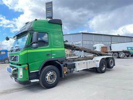 container truck Volvo FM 460 D13-FM62RB-A8 TA-STEER-6X2/460+137 2009