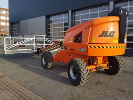 articulated boom lift wheeled JLG 400 S 2017
