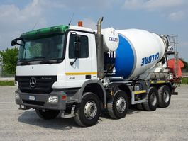 concrete mixer truck Mercedes-Benz Actros 4141 ACTROS 4141