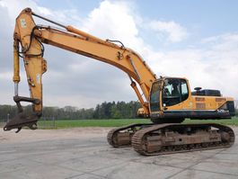 crawler excavator Hyundai R520LC-9 - Excellent Condition / CE 2011
