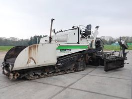crawler asphalt paver Demag DF115C - Excellent Condition / Topcon GPS 2007