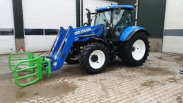 farm tractor New Holland T6.150 2014