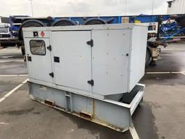 generator SDMO J110K / John Deere 100 KvA 2006