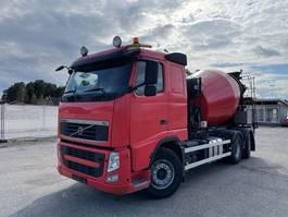 concrete mixer truck Volvo FH 460 6x2*4, Euro 5 EEV, 7m3 Liebherr, 2011 2011