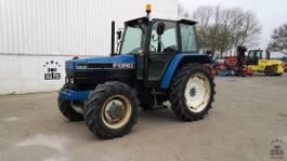 farm tractor Ford 6640