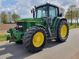 farm tractor John Deere 6910 2001