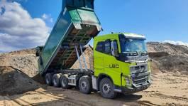 tipper truck > 7.5 t Volvo FH16 2017