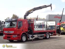 platform truck Renault Premium 370 DXI + Palfinger PK 14080 + ADR + Lift + Euro 5 2008