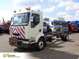 chassis cab truck Renault Midlum 270 DXI + Manual 2003