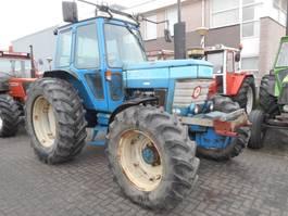 farm tractor Ford 6710 1985