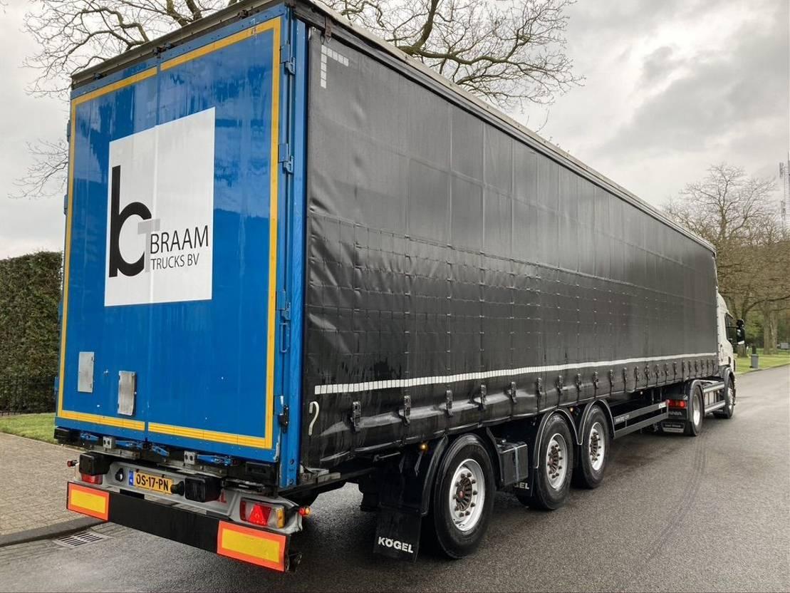 Schiebeplanenauflieger Schmitz Cargobull N/A  RENTAL /  Te Huur Trailer 2021