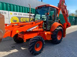 backhoe loader Fiat -Hitachi 110 1998