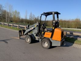 articulated loader Giant D263S 2012