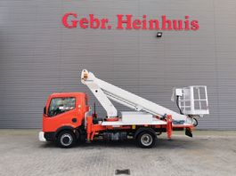 work platform lcv Nissan Cabstar Ruthmann TB 220 22 Meter! 2011