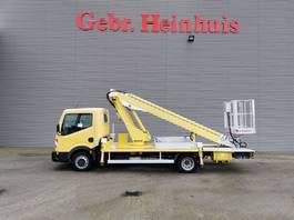 work platform lcv Nissan Cabstar 35.11 Multitel 160 ALU DS 16 meter! 2011