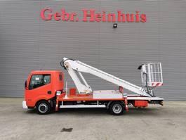 work platform lcv Nissan Cabstar 35.11 Multitel 160 ALU DS 16 meter! 2008