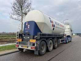 feed semi trailer Feldbinder 40M3 / Silo / EUT 40-3 / NL / APK-TÜV 1998