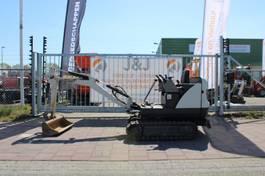 crawler excavator Bobcat 321 - MARGE MACHINE 2008