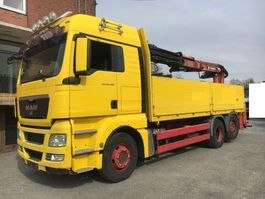 crane truck MAN TGX 26 26.480 2008
