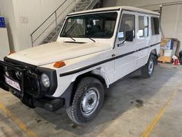 all-terrain vehicle Mercedes-Benz G300 1984