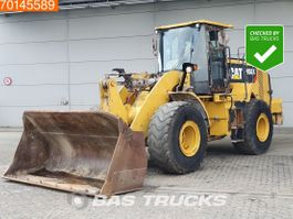 wheel loader Caterpillar 950 K GOOD WORKING CONDITION 2014