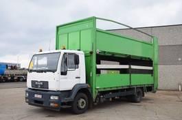 platform truck MAN LE 14.220 4X2 2005