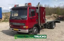 car transporter truck DAF LF 45 FA45-160 1997