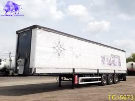 tilt semi trailer Trailor Tarpaulin 2007