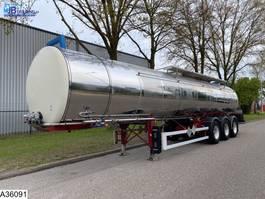 tank semi trailer semi trailer BSL Bitum 29902 liter, 2 Compartments 1998