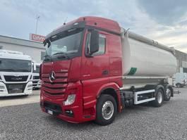 feed truck Mercedes-Benz Actros 2548 SILO MENCI 2014