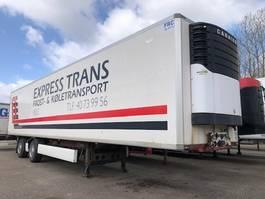 refrigerated semi trailer Krone 2 aks køletrailer 2005