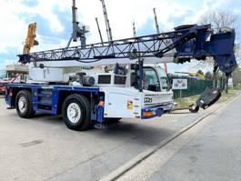 Kranwagen Terex PPM ATT 300/2 - 25 Tm / 29m15 reach (21m15 + 8m JIB) - 4x4x4 - 360° - TELMA RETARDER - MB 6 CYL ENGINE - TRIPPLE BOOM - 80km/h 2001