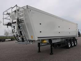 tipper semi trailer Schmitz Cargobull SKI 24 56m³ SL 10.5 Kombitür Liftachse Neufahrzeug 2021