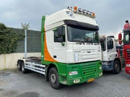 container truck DAF XF 105 - 410 EURO 5 2006