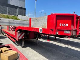 other semi trailers Nooteboom MCO-48-03V 1999