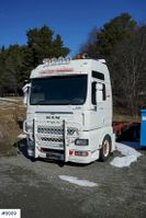 chassis cab truck MAN TGA 28.540 6x2 2007