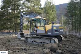 crawler excavator Volvo EC140 CL 2008