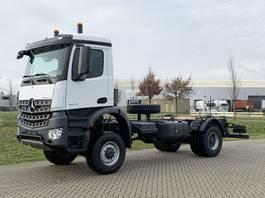 podwozie ciężarówki z kabiną Mercedes-Benz 2036-A 4x4 - Euro 3 - Chassis Cabine - NEW 2021