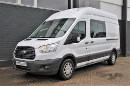 closed lcv Ford Transit 330 2.0 TDCI 170PK L3H3 Dubbele Cabine - Airco - Cruise - PDC - € 16.950... 2017
