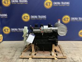 Engine truck part Mitsubishi S6K 2011