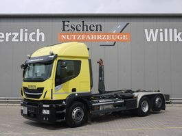 container truck Iveco Stralis 420 AT 260 SY/PS 2017