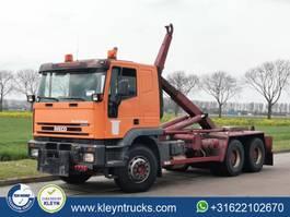 container truck Iveco 260E38 EUROTRAKKER 6x4 full steel 2002