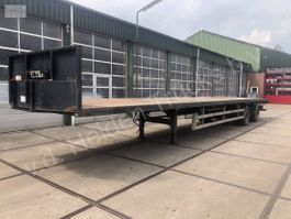 Plattform Auflieger HRD NTZ | 2x Steering Axles 2001