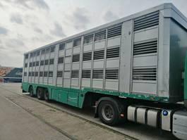 Viehauflieger Stehmann Viehtransporter, 3 Stock 2012