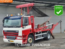 container truck DAF CF 75 4X2 Euro 5 2007